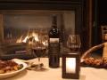 Dining-Wine-Mountain-Lake-Lodge-Hotel-Bigfork-Montana